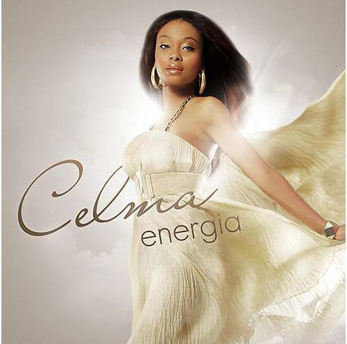 cover single Celma Energia Kizomba