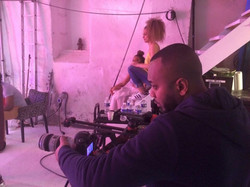 prise de vue tournage clip video