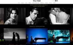 gallerie photo site web duosolot