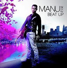 MANU ESSE - Beat Up - Single Folk, Deep Electro - Pochette Cover - île de la Réunion 974