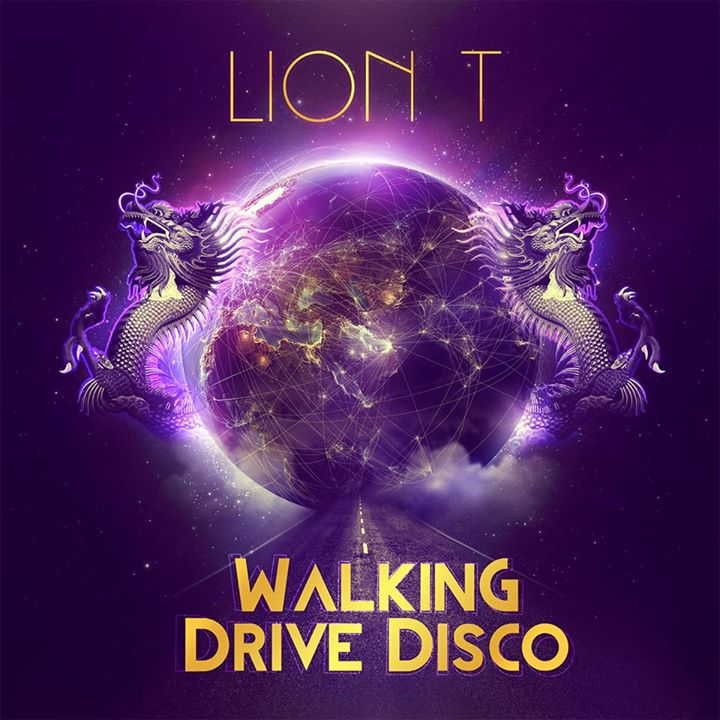 Cover Lion T - Walking Drive Disco