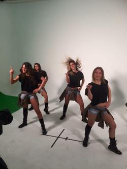 chorégraphie danse clip musical