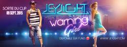 JeyLight Warning girl