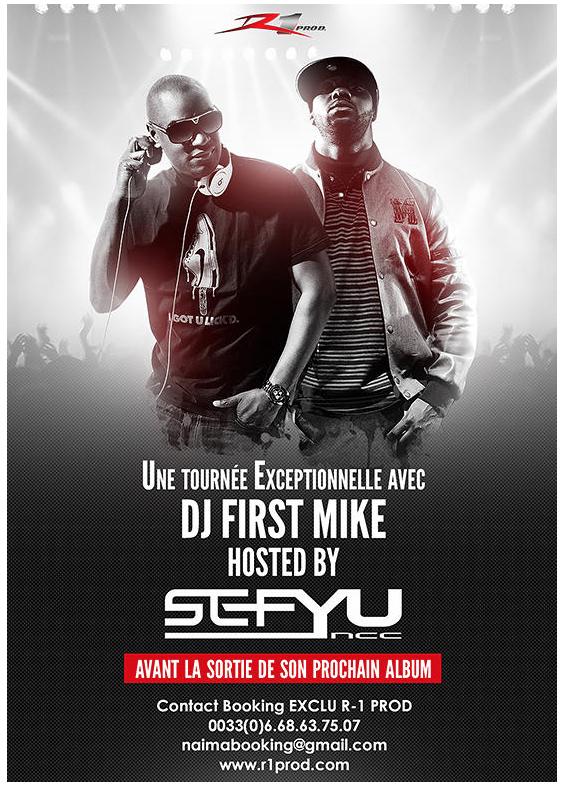 graphiste rap Sefyu
