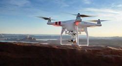 Drone Prise de vue aérienne clip