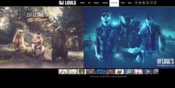 Rea crea site internet artiste