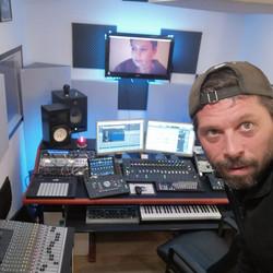 Ingenieur du son mixage mastering AM 84