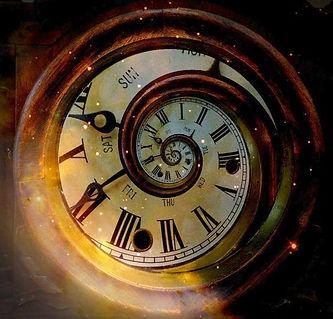 auteur chanson mille ans temp qui passe horloge