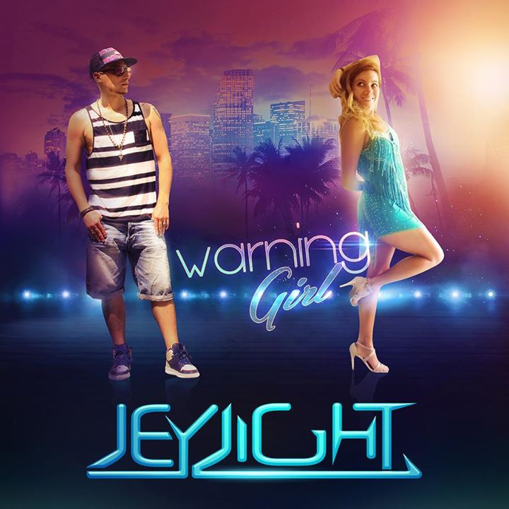 Jey light - cover single warning