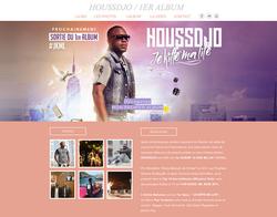 site web houssdjo album