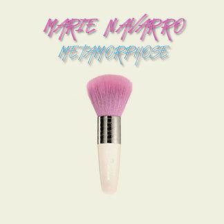 Pochette Single MARIE NAVARRO - Metamorphose
