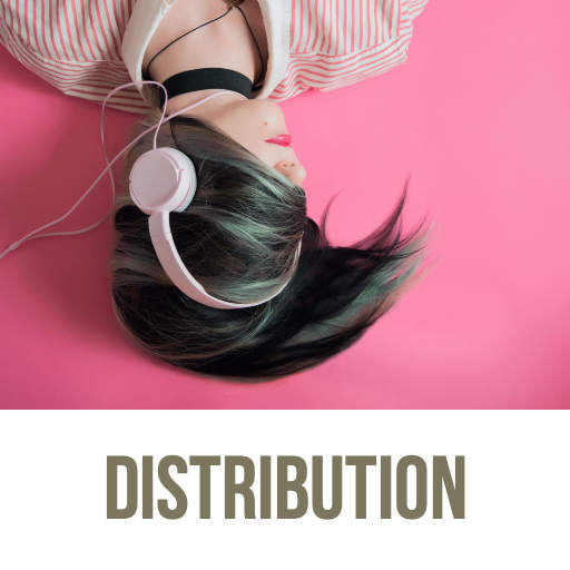 Distribution digitale de votre single.jp
