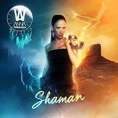 ANNA WASHINGTON Feat HOVER SEAS - Single Electro - SHAMAN