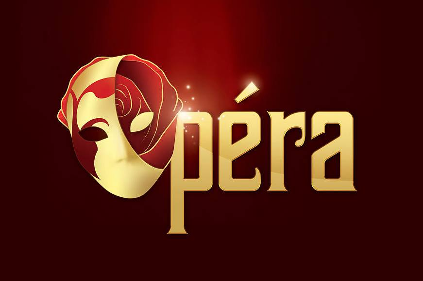 graphisme Logo 1opera