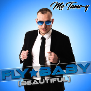Pochette_MC Tams-y - FLY BABY (Beautiful
