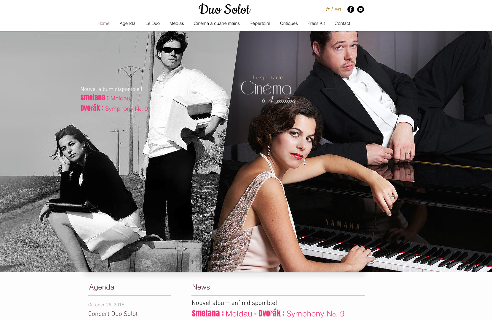 Site Internet Duo Solot