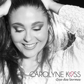 Cover Album -  CAROLYNE KISS - Que des L