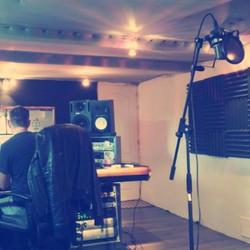 Cabine Studio enregistrement