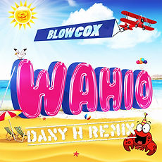 blow cox wahio - musique camping été
