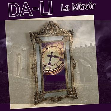 Pochette Graphiste DA-LI Le Miroir