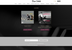 site internet website duosolot.com