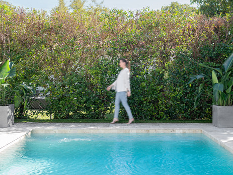 Project Reveal // California Contemporary Part 2 - The Outdoor Oasis