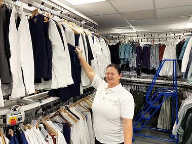 Intercontinental Park Lane Uniform Conve