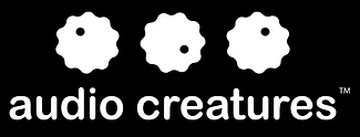 audio creatures b&w.png