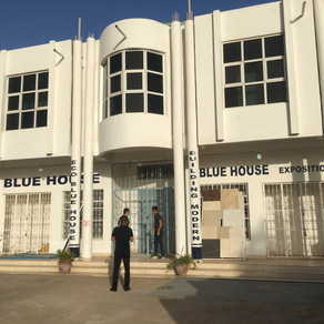 Ambassador At Large South East Asia Builds Office in Gambia