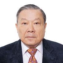 程萬琦博士Dr. Carl Men Ky Ching Passport phot