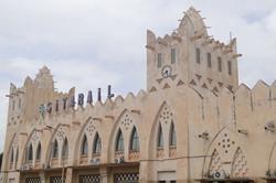 Railway station in Bobo Dioulasso