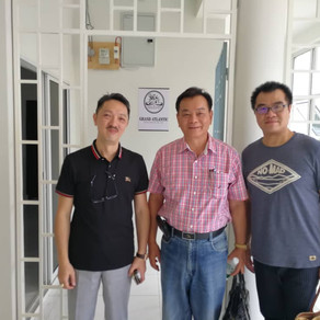 Gambia Office Visited by Team from Taiwan