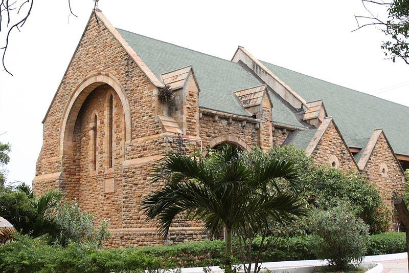 Anglican Holy Trinity Cathedra