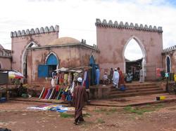 Bafatá, Guinea-Bissau.