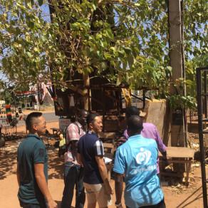 Ambassador-At-Large Visit Projects' Lands in Gambia 西非冈比亚共和国驻东南亚巡回大使前往考察冈比亚项目用的土地