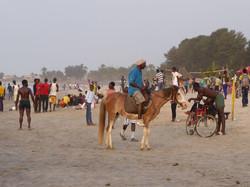 Gambia Kololi Beach