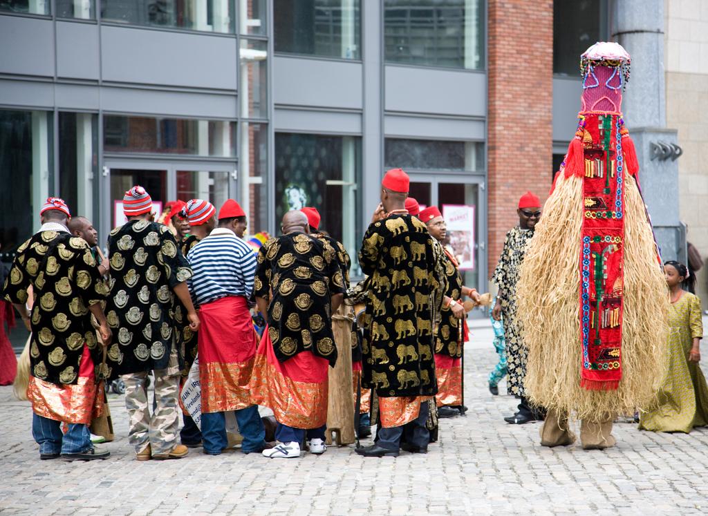 New Yam festival, UzomediaTV
