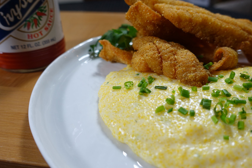 Fish and Grits