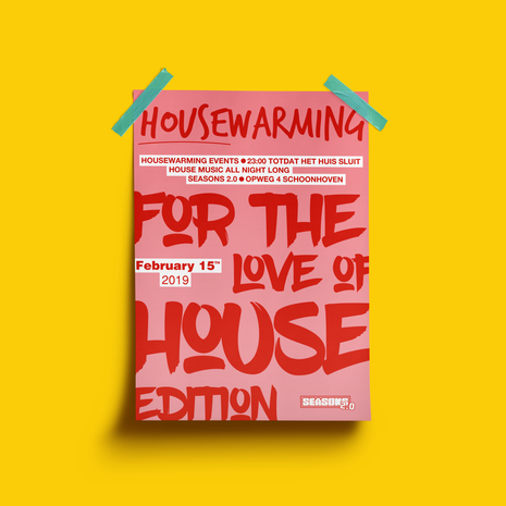 Housewarming- for the love of house