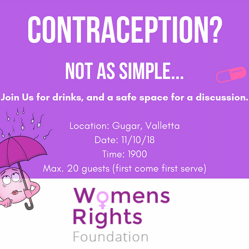 Contraception? Not as simple.
