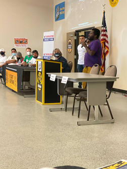 IUPAT PRO Act Worker Town Hall