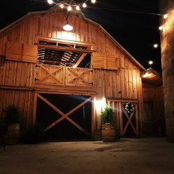barn front new