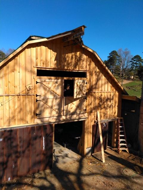 pics of wedding barn