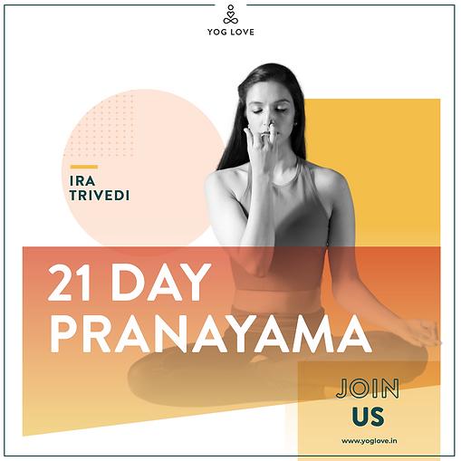 21 day pranayama