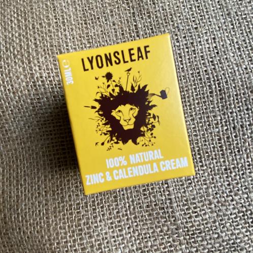 Lyonsleaf 100% Natural Zinc & Calendula Cream