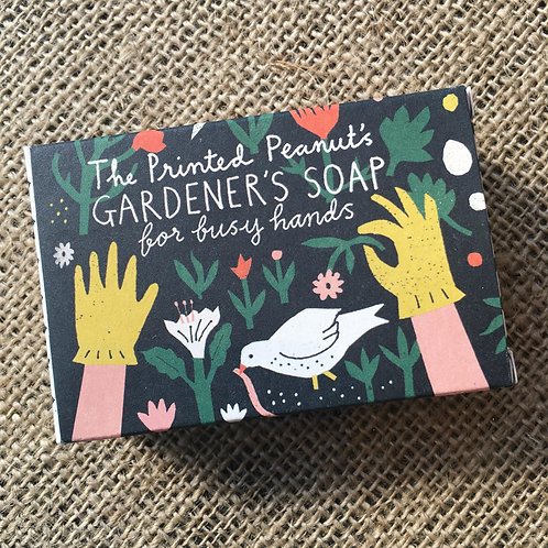 The Printed Peanut Gardeners Soap