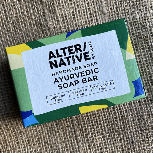 Alter/Native Soap - Ayurvedic