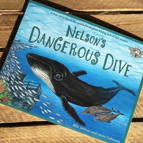 Wild Tribe Heroes - Nelson's Dangerous Dive