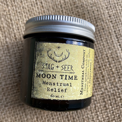 Stag + Seer Organic Balm MOONTIME