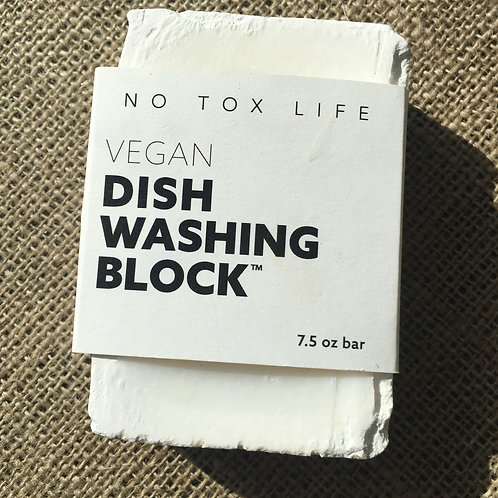No Tox Life Dishwashing Block